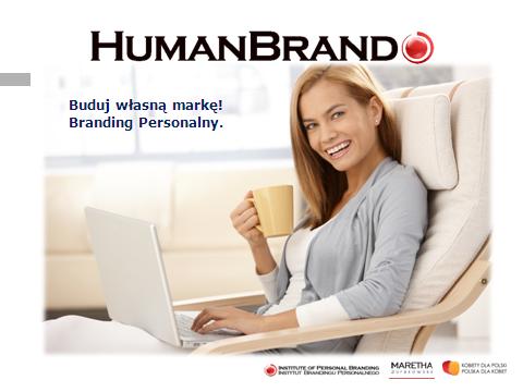 Pierwsza publiczna prezentacja HUMANBRAND.